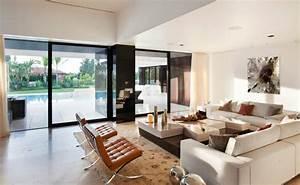 dallage travertin pour interieur et exterieur maison en With tapis exterieur avec canapé salon cuir