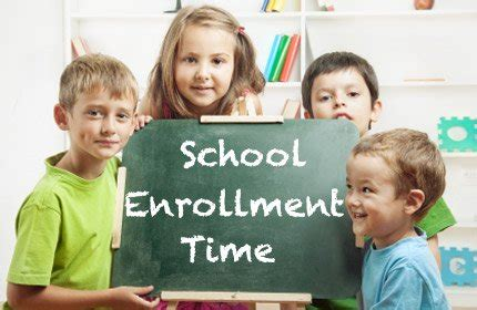 school enrollment requirements parenting 542 | 18077