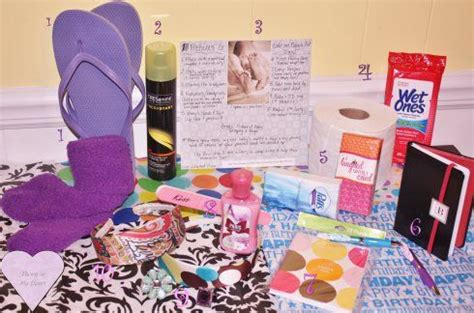 expecting mom hospital survival kit gifts mom