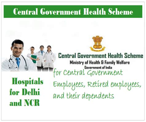Pmsby is a government supported accident insurance scheme in india. CGHS