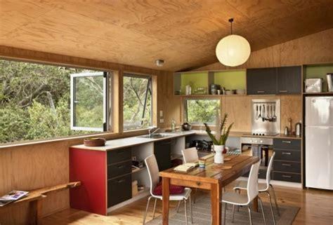 cuisine ergonomique une villa moderne s 39 épanouit au coeur de la nature