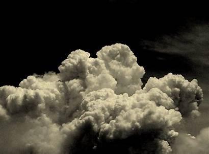 Cloud Dark Clouds Wallpapers Deviantart Lining Silver
