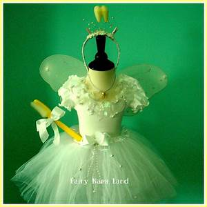 Items similar to TOOTH FAIRY costume for children - made ...