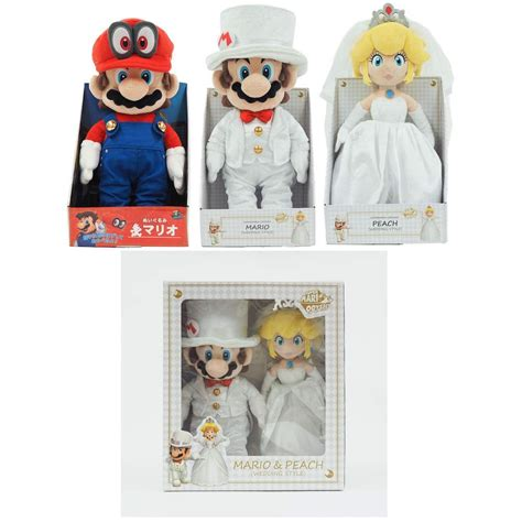 tv  character toys super mario bros odyssey