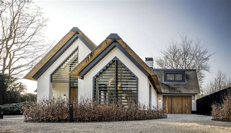 Maatpak Aan Huis by Project Moderne Villa In Laren Door Architectenbureau Kabaz