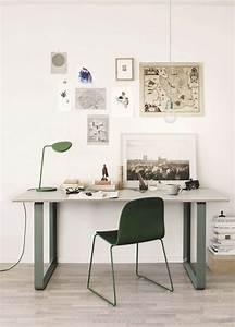 Bureau Moderne Design : bureaux design pour salon tendance c t maison ~ Teatrodelosmanantiales.com Idées de Décoration