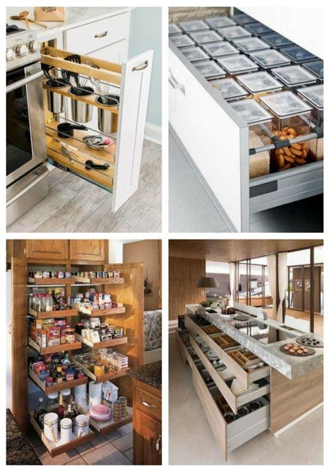 clever kitchen storage ideas 62 clever kitchen organization ideas comfydwelling 5479