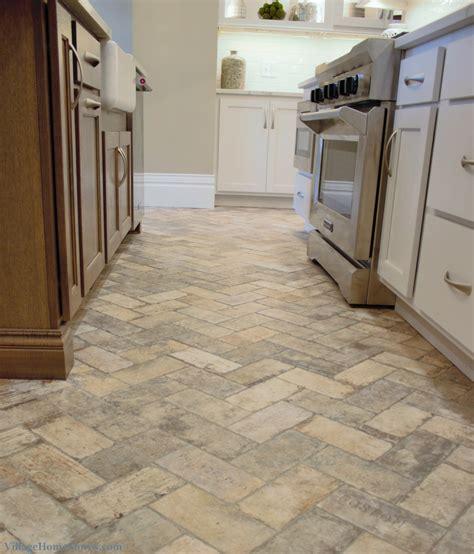 brick kitchen floor tile home stores home stores 4887