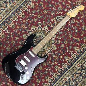 Fender Hss Mexican Strat With Seymour Duncan Humbucker Pre