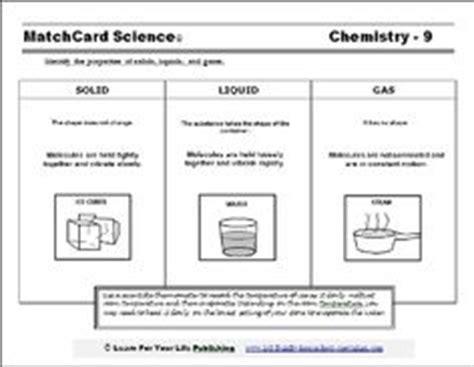 identifying states of gas matter worksheet states of matter worksheet identify chemistry