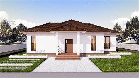 Two Bedroom Single Story House Plans - Houz Buzz