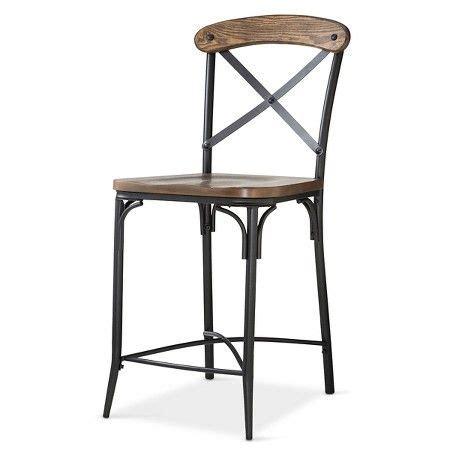 bralton  industrial chic bar stool  stools