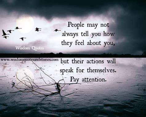 Peoples Actions Quotes