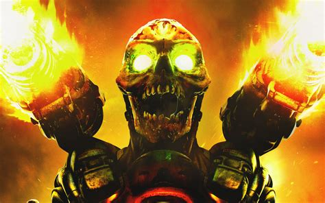 doom game skull hd games  wallpapers images