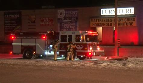 ofm probe at barrie furniture store ctv news