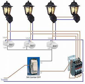 House Wiring Outdoor Lights