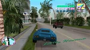 GTA Vice City Car Review - Infernus - YouTube
