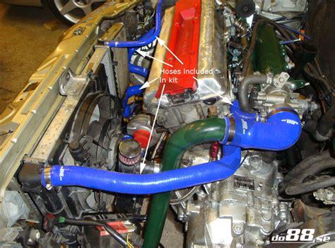 saab  turbo   coolant hoses  saab hose