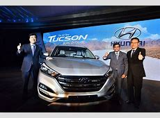 Hyundai Tucson 3rd Gen launched in India at INR 1899