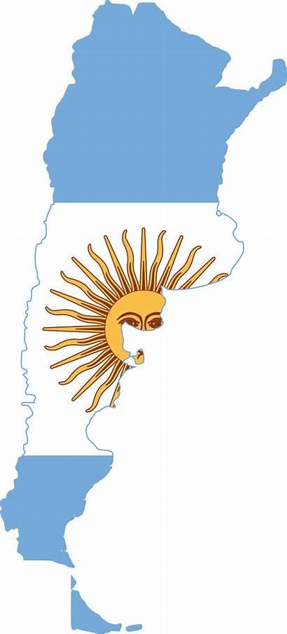 Argentina Flag Map Facts America Peru Bandera