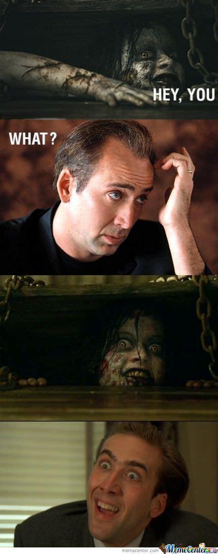 Evil Dead Meme - nicholas cage and evil dead by seliparhilang meme center