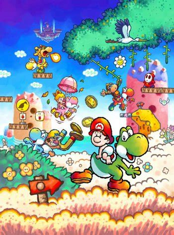 yoshis island ds video game tv tropes