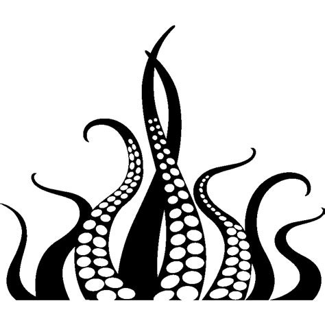 cuisiner tentacules de poulpe sticker poulpe tentacules stickers animaux animaux