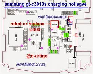 Samsung C3010s Charging Note Save Charging Solution