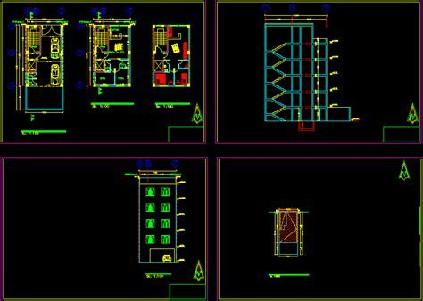 Apartment plan in AutoCAD   CAD download (1.91 MB)   Bibliocad