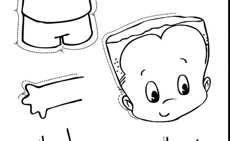 parts coloring pages for preschool at getcolorings 996 | body parts coloring pages for preschool 28