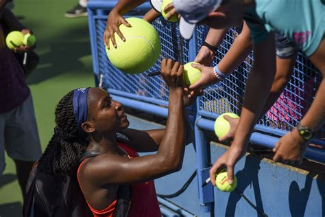 Jun 09, 2021 · united states's coco gauff returns the ball to czech republic's barbora krejcikova during their quarterfinal match of the french open tennis tournament at the roland garros stadium wednesday. Coco Gauff's world changed at Wimbledon. She seems ready ...