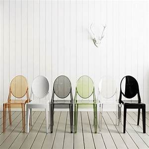 chair design hot seat of the day phillipe starck s ghost With victoria ghost kartell