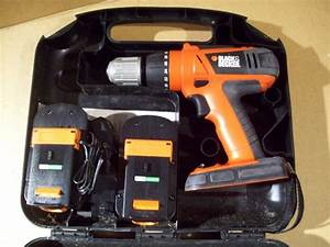Black Und Decker Multischleifer : black decker 18v cordless drill hpd1800 w battery and charger ebay ~ Bigdaddyawards.com Haus und Dekorationen