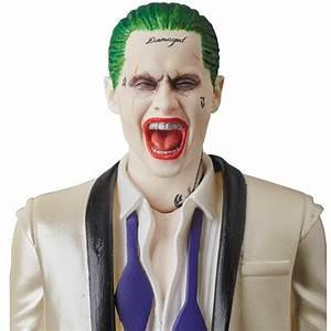 Suicid Squad Joker : medicom mafex suicide squad the joker suits ver action figure ~ Medecine-chirurgie-esthetiques.com Avis de Voitures