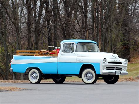 Buzzdrivescom  The True History Of The Dodge Pickup Truck