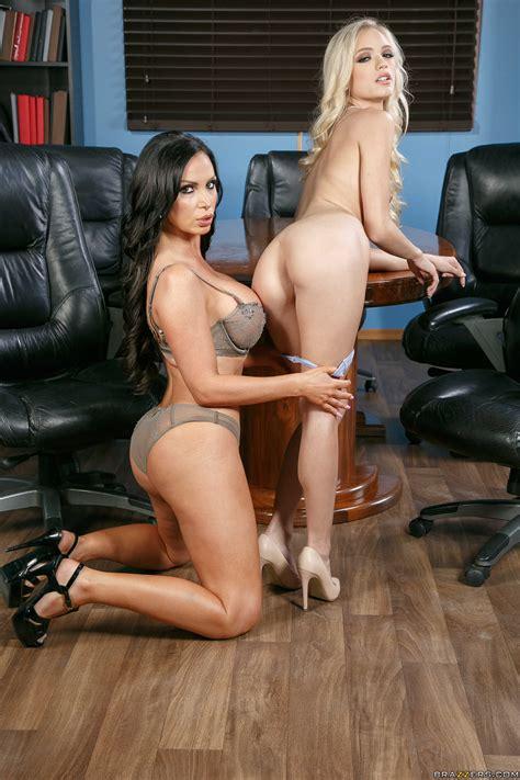 Naughty Office Girls Are Having Some Fun Photos Nikki Benz MILF Fox