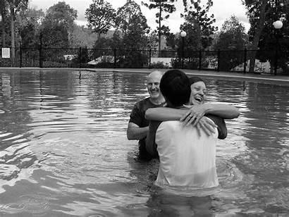 Baptism Baptisms Adult Purpose Stories Pastor Mark