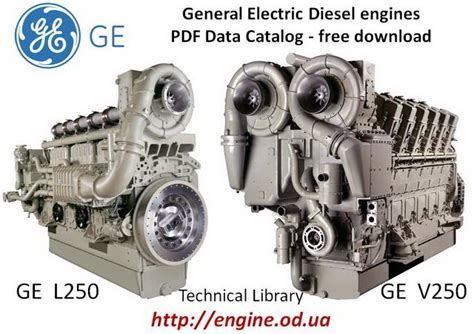 general electric engine manuals parts catalogs