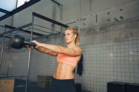 kettlebell workout crossfit belly fitness buster helen wod workouts exercise body kettlebells weight exercises need woman loss burn cardio expertrain
