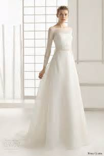 brautkleid winter rosa clara 2016 wedding dresses preview wedding inspirasi