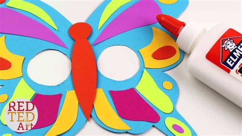 butterfly masks  printable butterfly