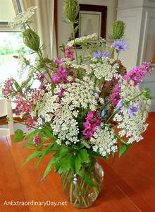 Free and Easy Wildflower Bouquet An Extraordinary Day