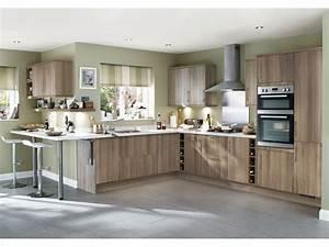 Cuisine équipée Bois : cuisine equipee en bois pas cher cdiscount cuisine cbel ~ Premium-room.com Idées de Décoration