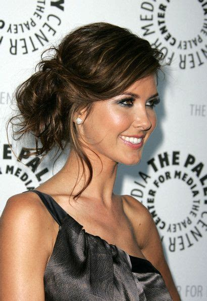 bridal hair style picture more pics of audrina patridge updo that s what 8418