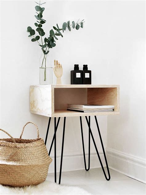 Minimalist Bedroom Diy 7 stylish diy s for a minimalist bedroom the edit diy