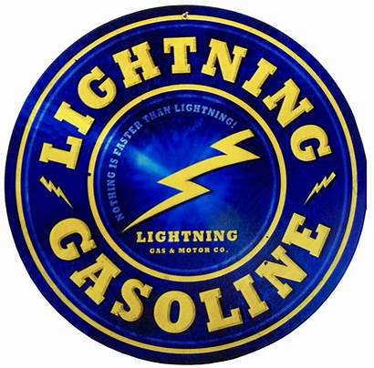Gas Oil Signs Metal Retro Gasoline Antique