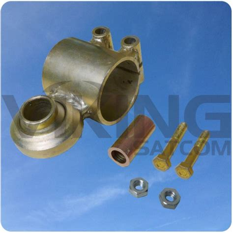 actuator clamp duty heavy kit