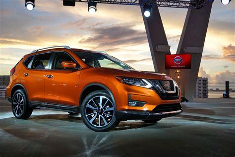 Allnew 2017 Nissan Rogue & 2017 Nissan Rogue Hybrid Revealed