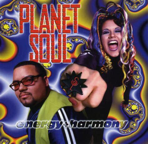 Seja Bem Vindo Planet Soul  Energy + Harmony (2cd1996jp