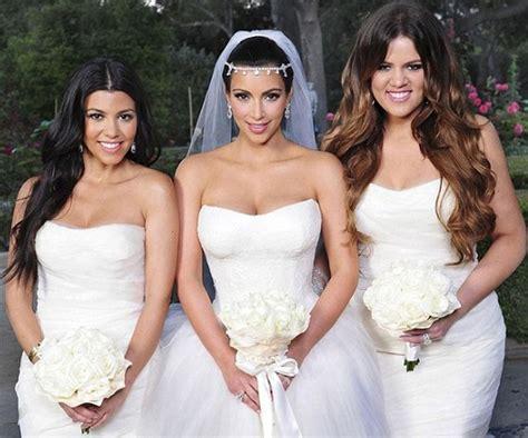 Kanye And Kim's Wedding